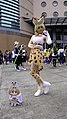 Cosplayer of Serval, Kemono Friends at CWT49 20180812d.jpg