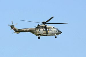 Eurocopter AS 532 Cougar