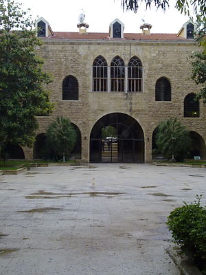Lebanese Council for Development and Reconstruction - Medieval Architecture from the Ottoman Era
