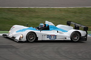 Courage Compétition - Courage LC75 of Julien Schell at Hockenheimring