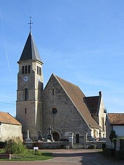 Courcelles-Epayelles - Église Saint-Lucien.jpg