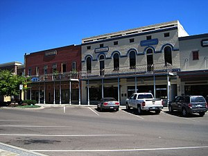 Ripley, Tennessee - City Square in Ripley