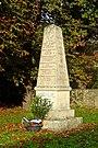 Courteuil (60), monument aux morts, rue de l'Église.jpg
