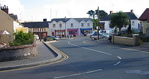 Courtown - Courtown centre
