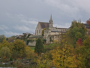Crépy-en-Valois - Church of Saint Denis