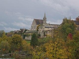 Crépy-en-Valois Commune in Hauts-de-France, France