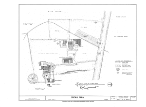 Crews Farm, Macclenny, Baker County, FL HABS FL-398 (sheet 2 of 24).png