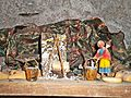 Crib in a stable in Le Vergini 14.jpg