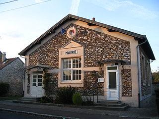 Crisenoy Commune in Île-de-France, France