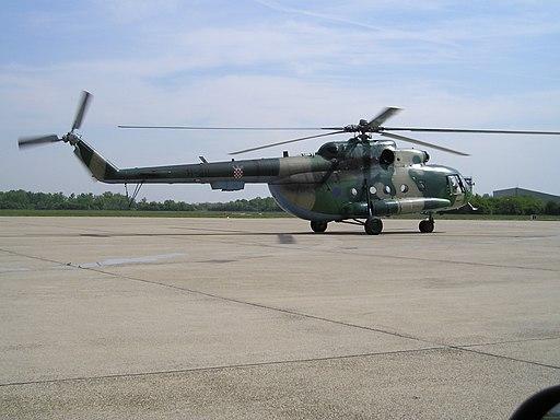 Croatian Air Force Mi-8