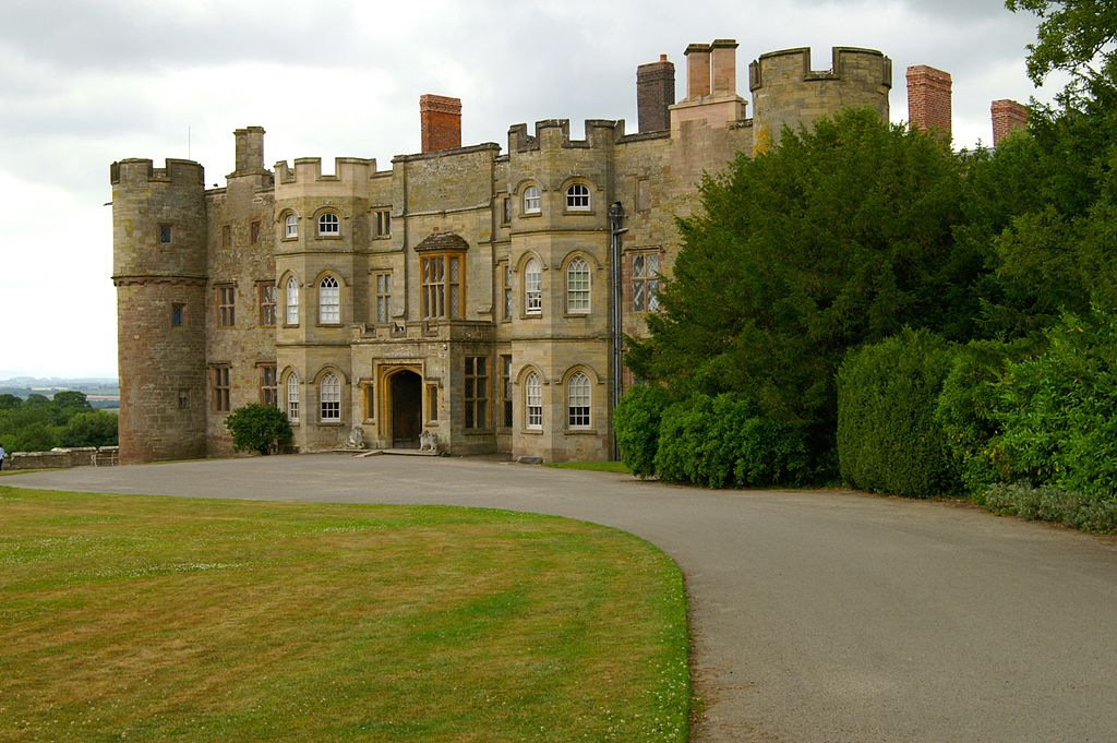 Croft Castle in 2010
