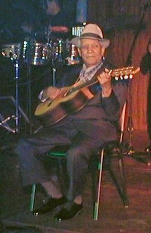 Trova - Compay Segundo at the Hotel Nacional de Cuba
