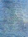 Cubana Flight 455 Memorial, Saint James, Barbados-north façade.jpg