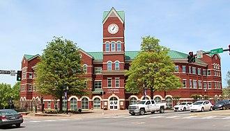 Cumming, Georgia - Cumming City Hall