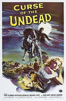 curse of the undead wikipedia