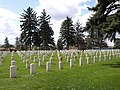 Custer National Cemetery, Little Bighorn Battlefield near Old Crow - panoramio.jpg