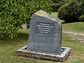 Cut slate memorial Goodnestone Dover Kent England 4.jpg