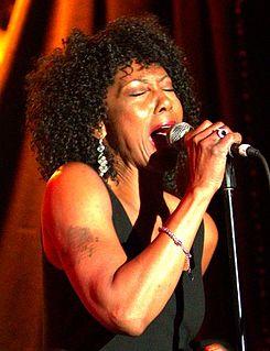 Cynthia Johnson Musical artist