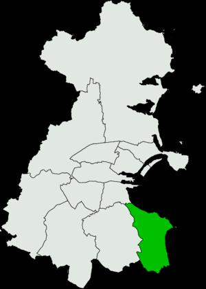 Dún Laoghaire (Dáil Éireann constituency)