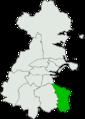 Dún Laoghaire Dáil Éireann constituency.png