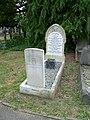 D. A. Damant Royal Artillery & Windett Family war grave Southgate Cemetery.jpg