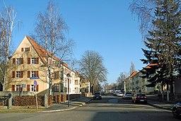 Rossendorfer Straße in Dresden