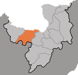 Kimjongsuk County County in Ryanggang, North Korea
