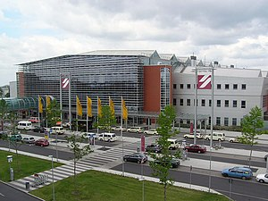 Dresden Airport - Image: DRS Terminal 1