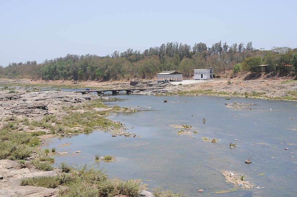 Daman Ganga River in Silvassa