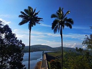 Solaiyar Dam Dam in Valparai, Tamil Nadu