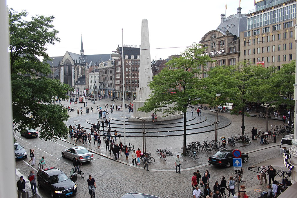 Image result for dam square