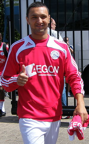 Darko Bodul - Bodul during his time with Ajax