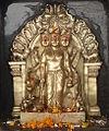 Dattatreya at Saptashrungi (cropped).JPG