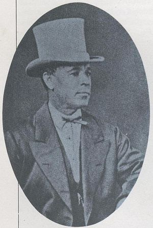 Griqua people - David Arnot, a 19th century Griqua lawyer and diplomat.