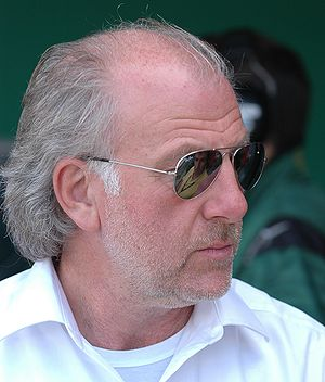 Subaru World Rally Team - Team Principal David Richards