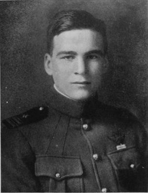 David Sinton Ingalls - Lieutenant David Ingalls c.1918