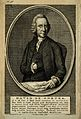 David de Gorter. Line engraving by J. Houbraken after J. A. Wellcome V0002334.jpg