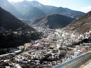 Dêqên County County in Yunnan, Peoples Republic of China