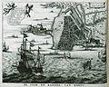 De Stad en Kasteel van Korfu - Dapper Olfert - 1688.jpg