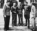 De lijfwacht van de Big Three tijdens de conferentie te Potsdam, Bestanddeelnr 900-6782.jpg
