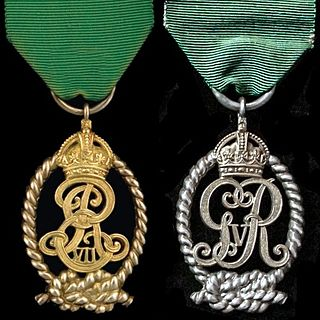 Decoration for Officers of the Royal Naval Volunteer Reserve Award