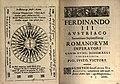"Dedication page of "" Magnes sive de arte magnetica"".jpg"
