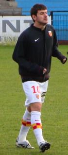 Dejan Milovanović Serbian footballer