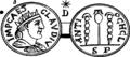 Del tesoro britannico Fleuron T131381-52.png