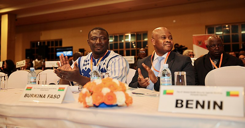File:Delegates from Burkina Faso and Benin (37891249062).jpg