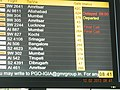 Delhi-Dibrugarh flight status shown along with other important cities.JPG
