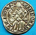 Demi gros d'Innocent VI frappé à Avignon.JPG