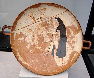 Demophon of Athens - Image: Demophon Aithra Staatliche Antikensammlungen 2687