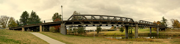 Denison Bridge, Bathurst
