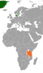 Denmark Tanzania Locator.png